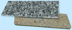 Parapety - granit