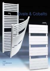 Grzejniki łazienkowe Ovale & Cobalto