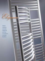 Grzejniki łazienkowe Elegance, Elegance Chrome