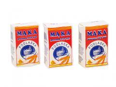 Mąka podlaska typ 500