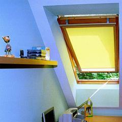 Rolety do okien dachowych - rolety prestiż