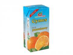 Napóje owocowy pomarańczowy 200 ML