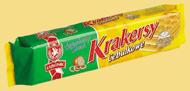 Krakersy Cebulkowe 180g