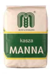 Kasza manna zwykła