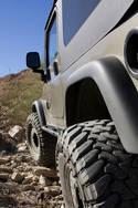 Opony do samochodów terenowych i SUV-ów