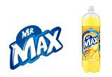 Orzeźwiające napoje gazowane Mr. Max