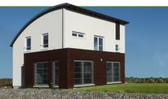 Domy jednorodzinne budowane w systemie lekkiego
