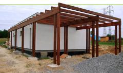 Wygodne domy jednorodzinne budowane nowoczesną