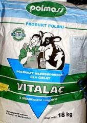 Preparat mlekozastępczy Vitalac