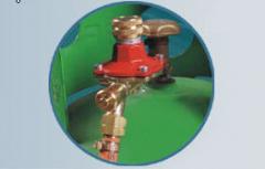 Reduktor butlowy do propanu model 912 L
