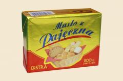 Masło ekstra z Pajęczna