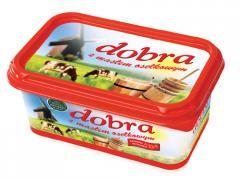Margaryna Dobra z masłem osełkowym