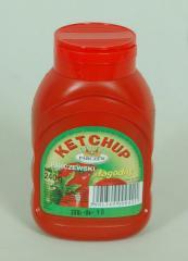 Ketchup łagodny 240g