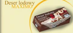Deser lodowy MAXIMO