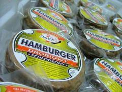 Hamburger Drobiowy Schłodzony