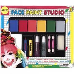 Zestaw do malowania twarzy ALEX