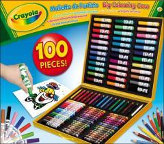 Crayola Core walizka z przyborami do rysowania