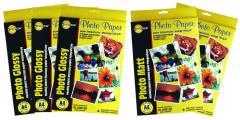 Papier do wydruków specjalistycznych foto Yellow