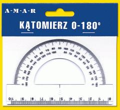 Kątomierz 0-180°
