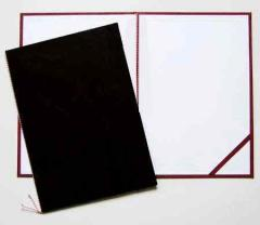 Okładka na dyplom czarna