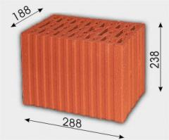 Brick, building