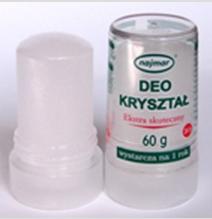 DEO-KRYSZTAŁ Dezodorant