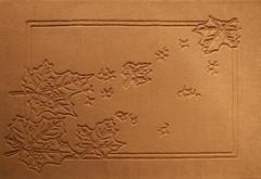 Dywan relief artystyczny