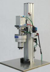Półautomat zaciskający atomizery - TYP: Z-2102
