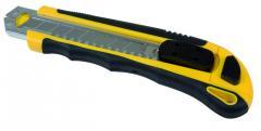 Nóż pakowy PROFESSIONAL. Opis: dł. ostrza: 100mm.