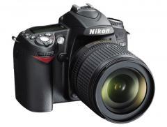 NIKON D90kit + obiektyw AF-S DX 18-105 VR na