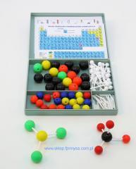 Atomy - Modele atomów - zestaw podstawowy