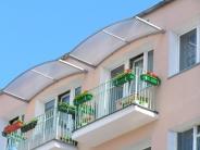 Zadaszenia balkonów i tarasów