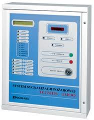 IGNIS 1020 - Centrala sygnalizacji pożarowej