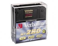 Dyskietki VERBATIM op. plastik (10szt.)