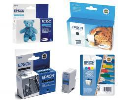 Wkład atramentowy Epson czarny T050140