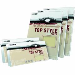 Top Style papier biały Laid 90 G/M2 50 ARK