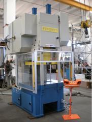 Electromechanical press