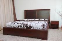Łóżko REX z pojemnikiem na pościel