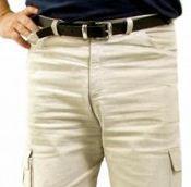 Spodnie męskie bojówki