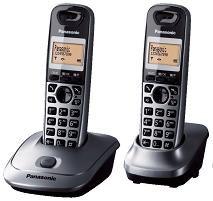 Telefon bezprzewodowy 2512 DECT Panasonic