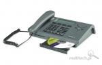 Telefon analogowy z wbudowaną nagrywarką rozmów