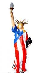 Rzeźba - Statua wolności