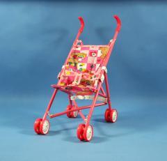Wózek dla lalek metal
