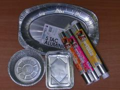 Artykuły do gastronomii z aluminium