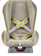 Fotelik dla dziecka z mocowaniem Isofix,