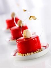 Ryżowe kuleczki w białej czekoladzie