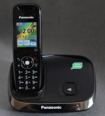 Telefon bezprzewodowy Panasonic KX-TG8511PD
