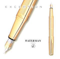 Pióro wieczne Waterman Exception Metale szlachetne