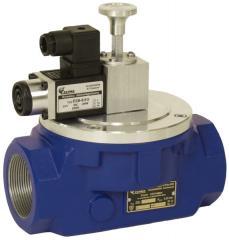 Cutoff valves