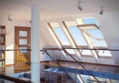 Okna o podwyższonej osi obrotu proSky